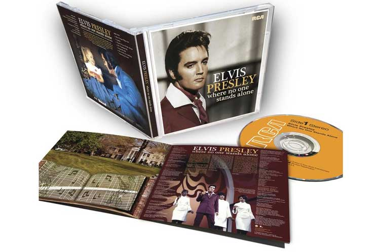 Video: Nuevo disco de Elvis Presley disponible en plataformas digitales