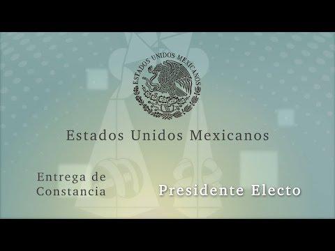 Video: Sesión del Tribunal Electoral del Poder Judicial de la Federación en la que se declaró a AMLO como presidente electo