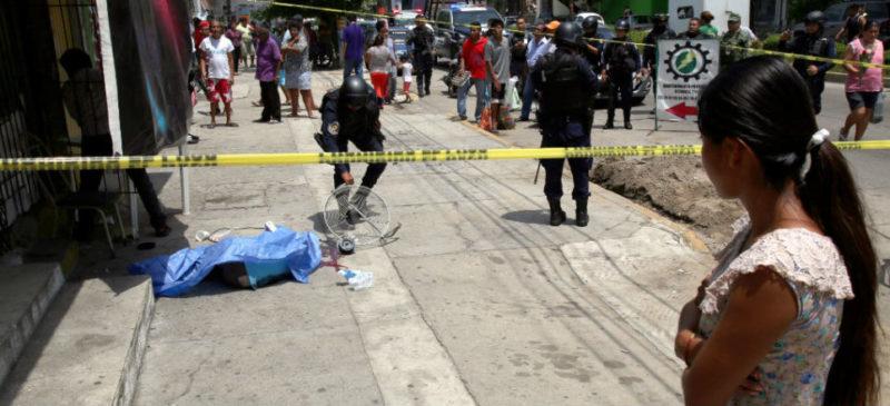 Julio rompe récord de homicidios dolosos, con 3 mil 017 víctimas