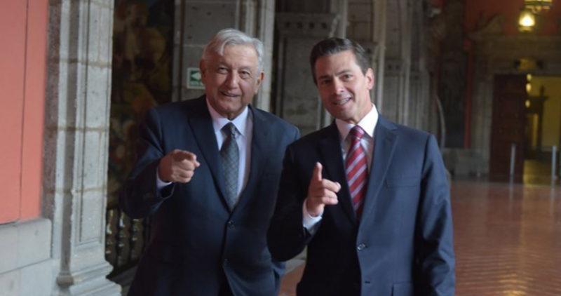 Video: AMLO y Peña acuerdan acelerar la SSP y tres fiscales: el General, el Electoral y el Anticorrupción