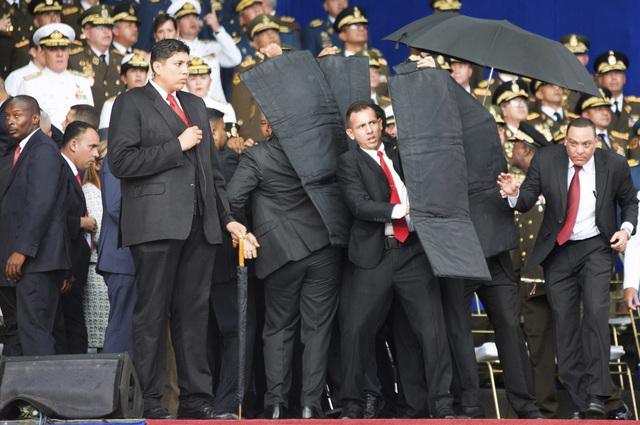 Gobierno mexicano guarda silencio sobre el atentado contra Maduro