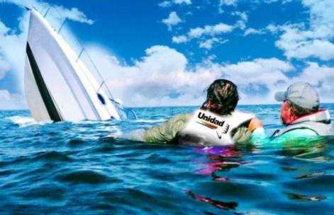 No hay salvavidas para el naufragio gubernamental de Peña Nieto