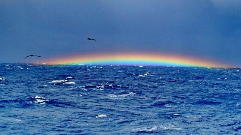 Olas poderosas, de hasta 30 metros, culpables de las desapariciones de embarcaciones en el Triángulo de las Bermudas