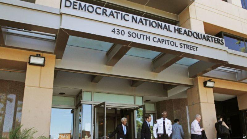 Frustran hackeo de datos electorales del Comité Nacional Demócrata