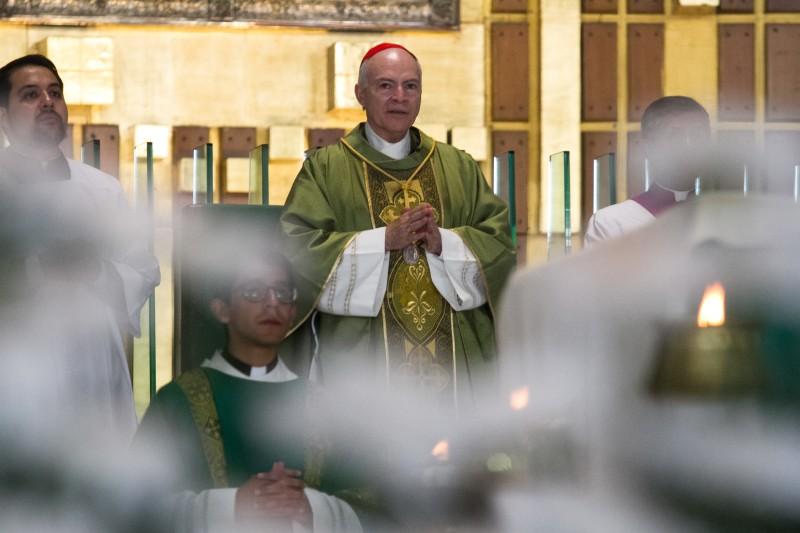 """La Iglesia católica pide diálogo y """"respeto"""" entre los actores políticos"""