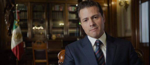 Respetamos la libertad de expresión y de prensa en el tema #LaCasaBlanca, dice Peña Nieto