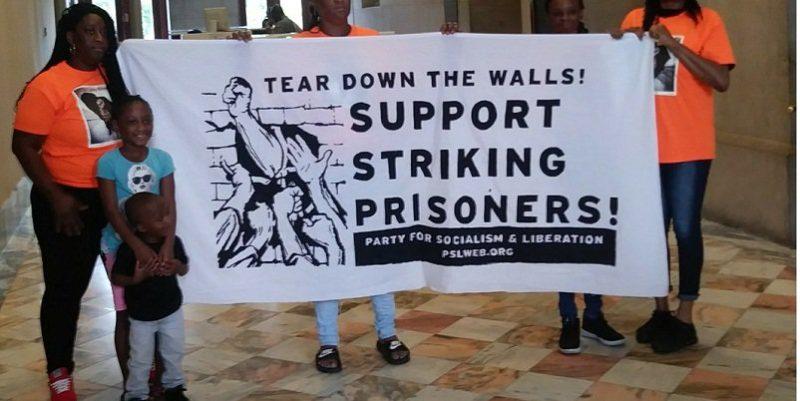 Cientos de inmigrantes detenidos en Tacoma se suman a la huelga nacional en prisiones en EU