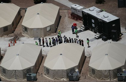 La expansión de prisiones privadas para inmigrantes, el gran negocio de la era Trump