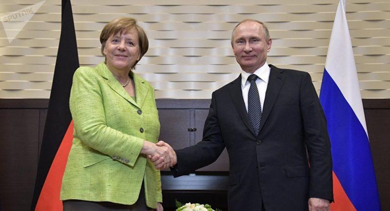 """Putin: """"Rusia es un proveedor fiable y contribuye a la seguridad energética de Europa"""""""