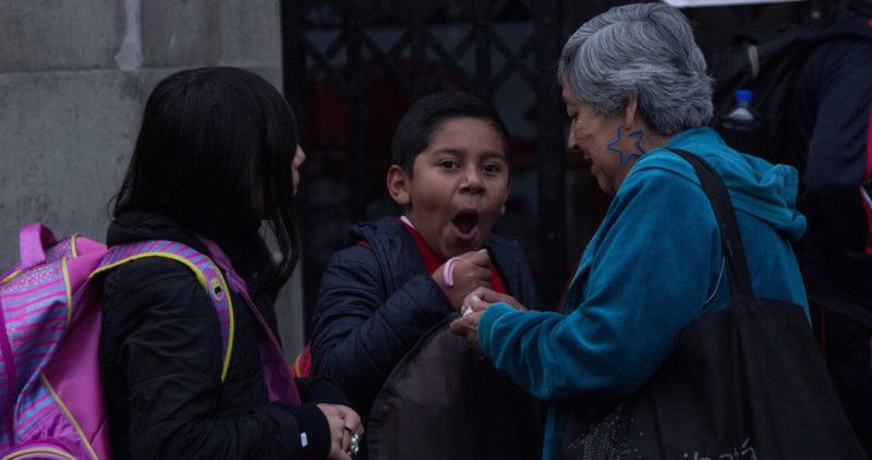 25 millones de  escolares mexicanos regresan a clases este lunes con nuevo modelo educativo que López Obrador quiere revertir