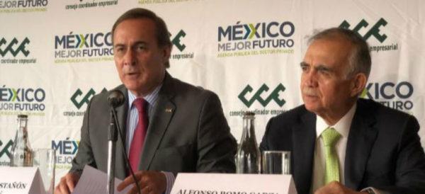 No habrá incentivos fiscales para la iniciativa privada en 2019: Alfonso Romo