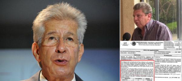 Auditorías confirman: Compadre de Peña Nieto, San Román, gana licitaciones sin merecerlo. Compañías de su familia recibieron trato preferente