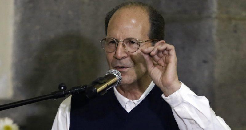 """""""Crímenes de lesa humanidad no entran en la amnistía"""": Durazo; AMLO inaugura foros de la paz"""