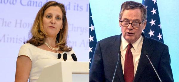 EU y Canadá finalizan reuniones sin lograr acuerdo comercial