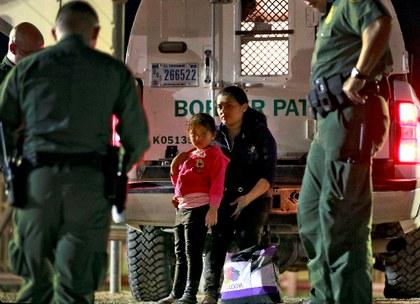 "Pese a ""tolerancia cero"" de Trump, aumentan cruces fronterizos"