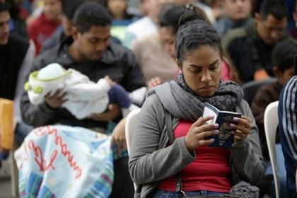 Éxodo desde Venezuela, un crisis humanitaria de más de 2.3 millones de personas: ONU