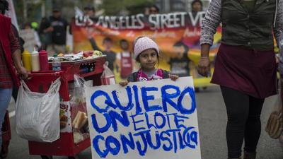 Elotera inspiró la ley que protege las ventas ambulantes en California
