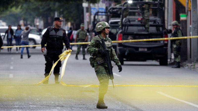 En ocho años, 5.013 homicidios en la Ciudad de México, revela el primer mapa georreferenciado sobre la violencia letal