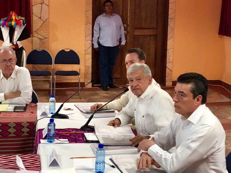 Video: Gobernadores del sureste dan su apoyo al Tren Maya