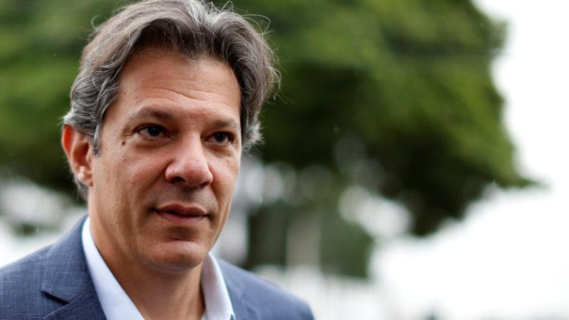 Video: Fernando Haddad sustituirá a Lula en la carrera por la Presidencia