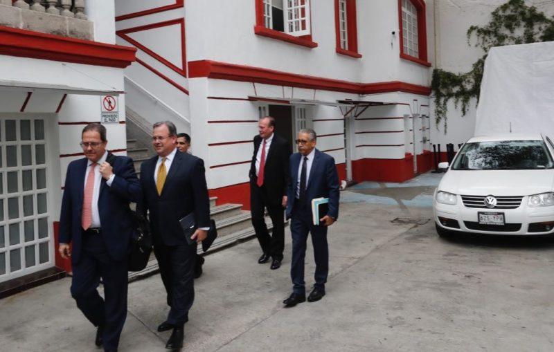 Trasnacional Bechtel presenta a AMLO propuesta sobre nueva refinería en Paraíso, Tabasco