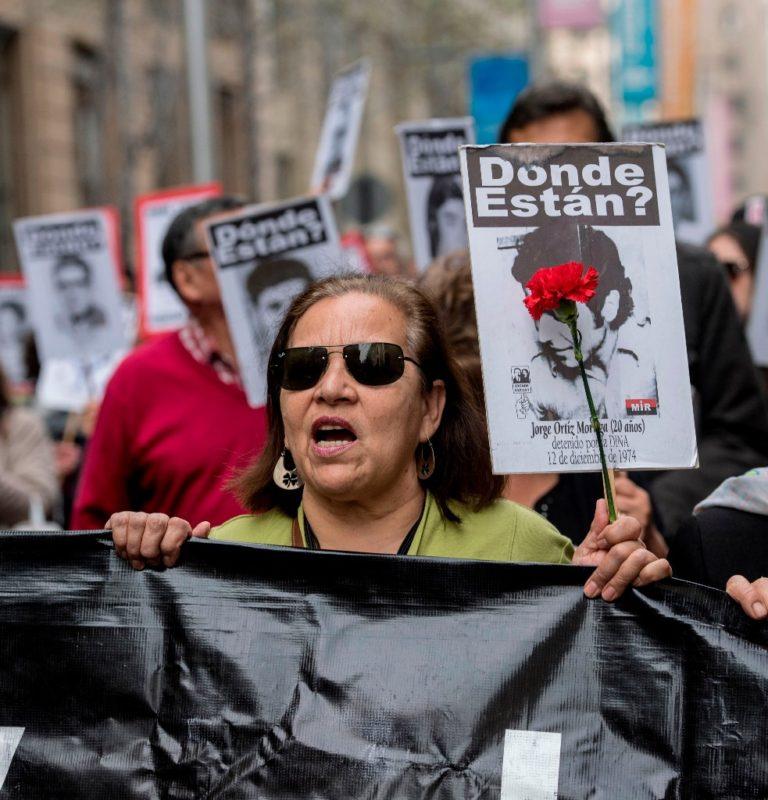 Documental: Reclaman justicia en Chile tras 45 años del golpe militar. Heridas que no cierran