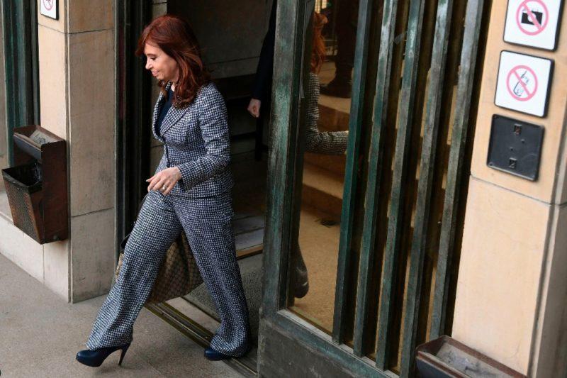 Soy víctima de una persecución política: Cristina Fernández