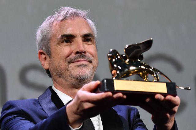Con 'Roma', el director mexicano Alfonso Cuarón obtiene el León de Oro de Venecia
