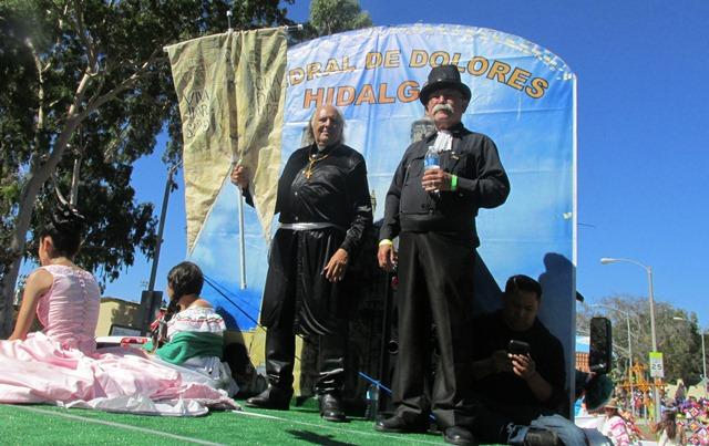 Videos: Orgullo mexicano flota en el desfile de las fiestas patrias en el este angelino