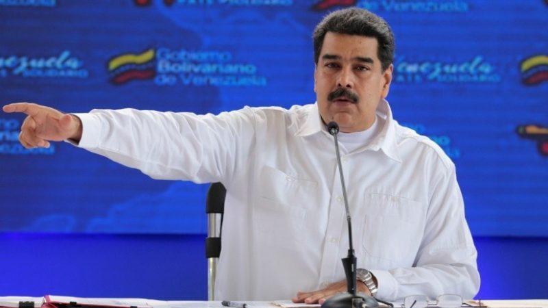 """""""Mañana mismo"""", Maduro está dispuesto a reunirse con Trump"""