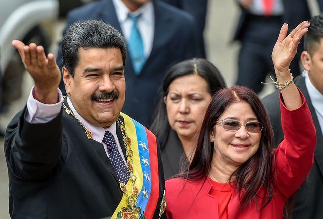 """Maduro puede ser """"derrocado"""" muy rápido por militares: Trump"""