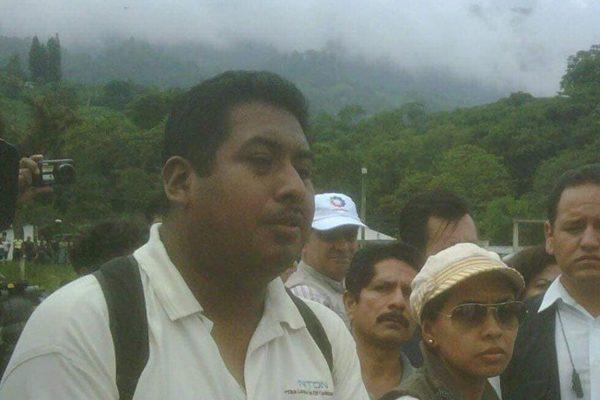 Detienen en Chiapas a presunto asesino del periodista Mario Gómez