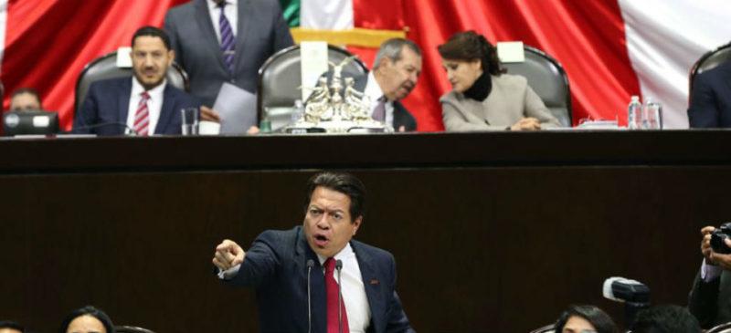 Se inicia la salida de la larga noche de violencia, estancamiento económico, pobreza y corrupción que ha azotado al país con Peña Nieto, afirma el líder de diputados federales de Morena