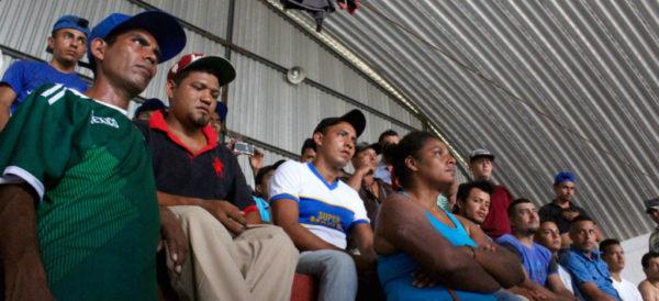 Video: En Veracruz, 500 migrantes viven redada de horror: les dispararon y murieron varios