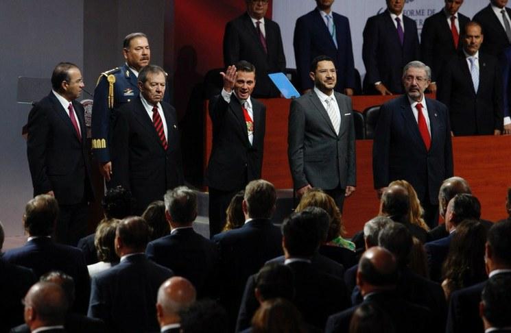 """Video: El cambio """"afectó añejos privilegios"""": Peña Nieto"""