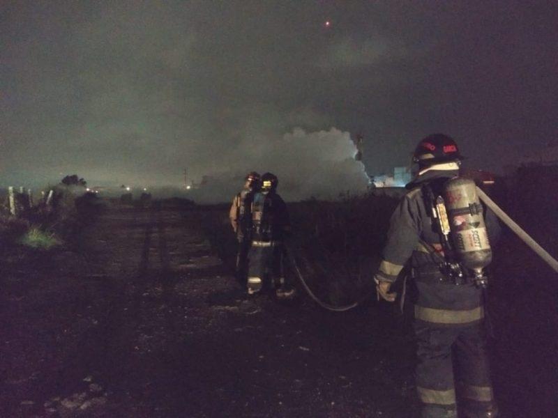 Sellada, fuga de gas causada por huachicoleros en Puebla. Dos mil evacuados y el riesgo persiste
