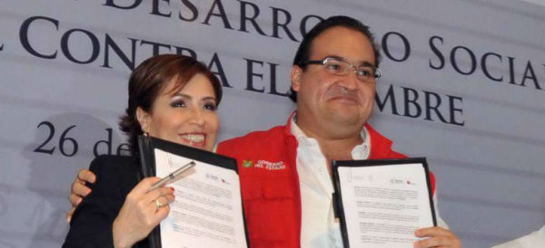 Desvíos en Sedatu que involucran a Rosario Robles, ligados a red de empresas fantasma de Javier Duarte