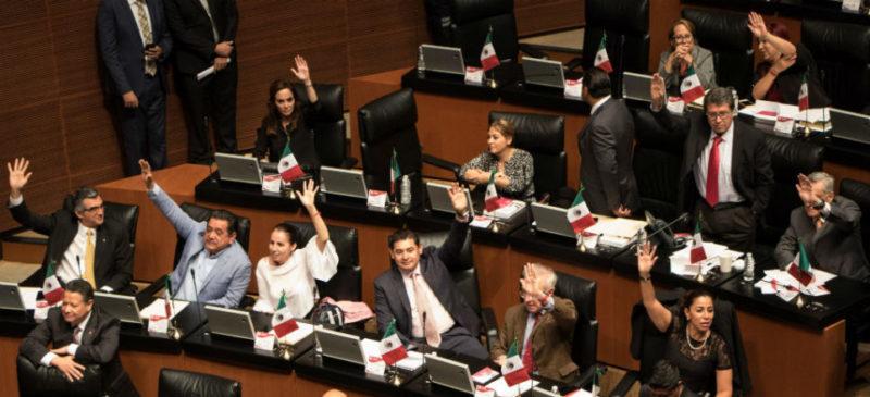 Y ahora… Senado pide al Gobierno Federal y a la SEP suspender evaluación a profesores