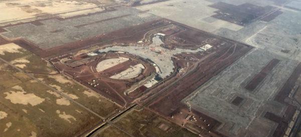 Sí debe continuar construcción del Nuevo Aeropuerto, concluyen ingenieros