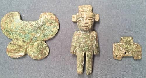 Descubren en Teotihuacán cuatro grandes depósitos arqueológicos