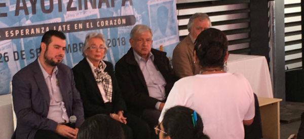 Videos: A cuatro años de la desaparición de los 43: Peña Nieto apostó a la simulación; reunión con AMLO genera expectativas: Centro Tlachinollan