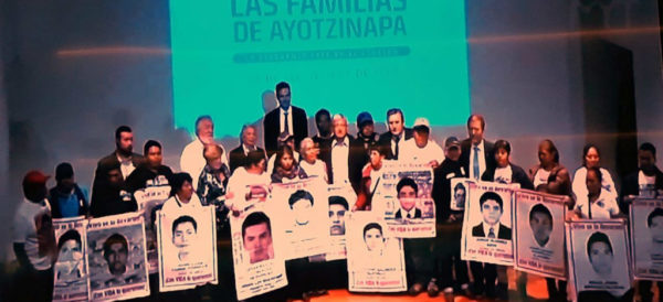 Video: Se conocerá la verdad del caso de los 43 de Ayotzinapa y se castigará a los culpables, afirma AMLO
