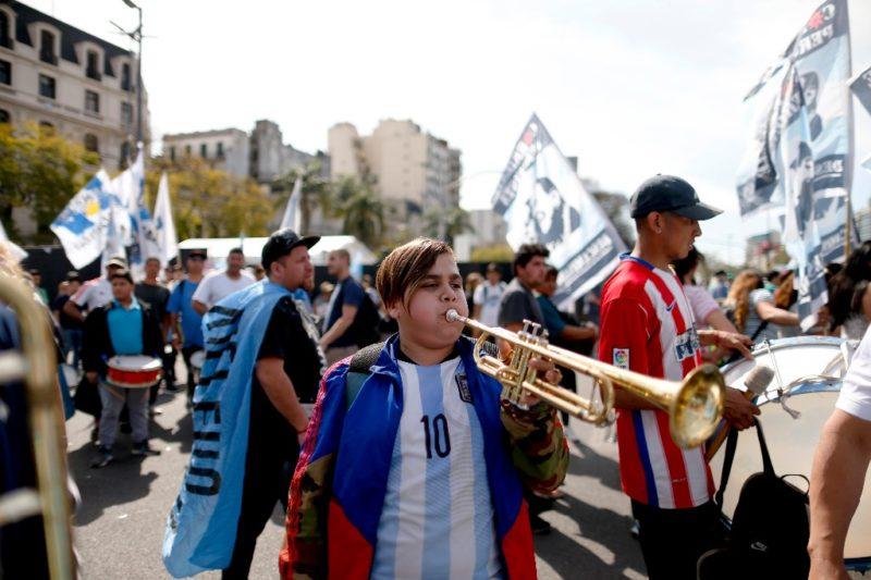 """Ex presidenta Kirchner, procesada con prisión preventiva por """"cuadernos de la corrupción"""""""
