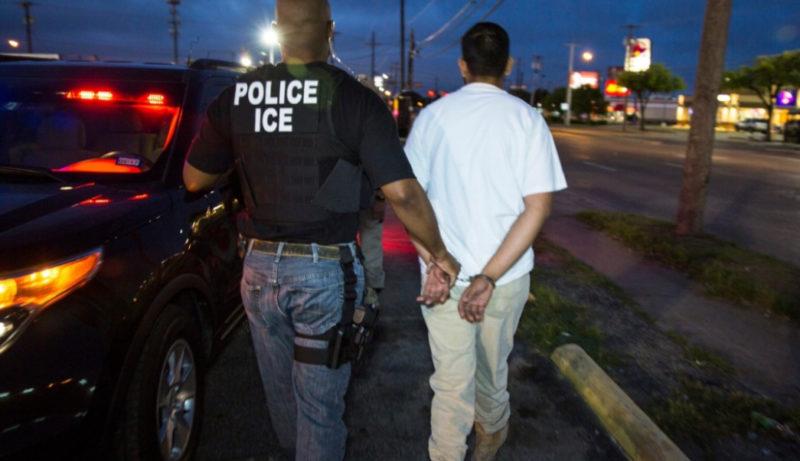 ICE arresta a más inmigrantes sin antecedentes penales