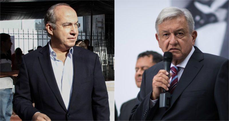 Neoliberalismo y el fraude electoral que llevó al poder a Calderón, responsables del fracaso, decadencia y crisis de México en los últimos 30 años:  AMLO
