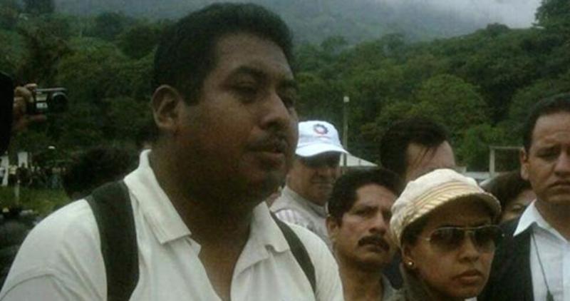 Mario Gómez, corresponsal de El Heraldo de Chiapas, es asesinado al salir de su domicilio en Yajalón
