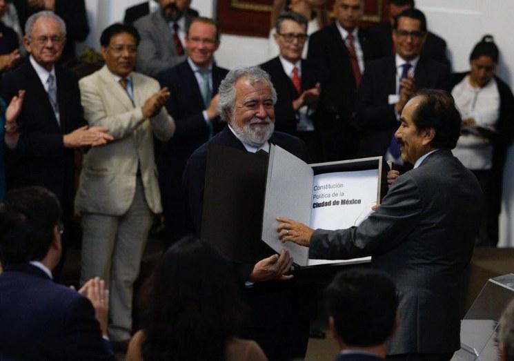 Se instala el nuevo Congreso de la Ciudad de México