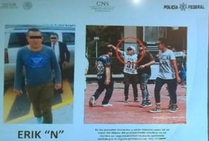 Video: Detienen a dos presuntos agresores de estudiantes en CU