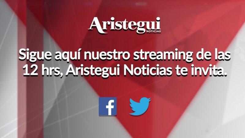 En vivo: Conferencia de prensa de Carmen Aristegui