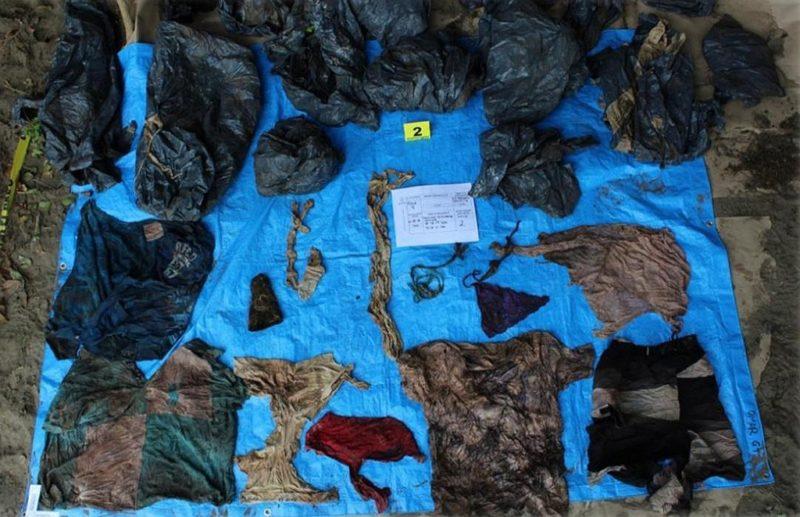 Hallan fosa en Veracruz con restos de más de 166 personas